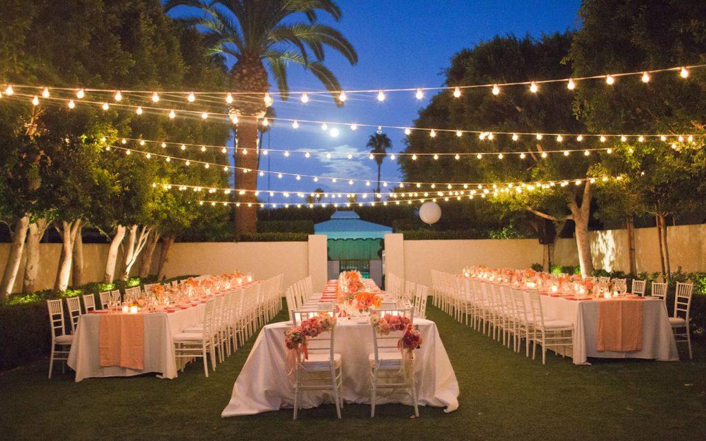 Palm Springs Wedding Venues